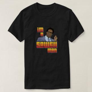 T-shirt Je suis un homme de Sowell - Thomas Sowell