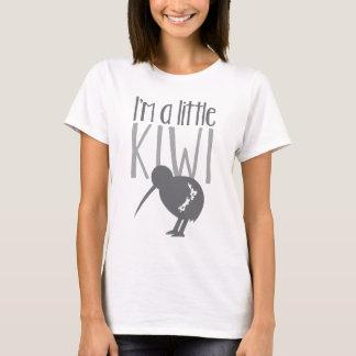 T-shirt Je suis un petit kiwi avec l'oiseau mignon de la