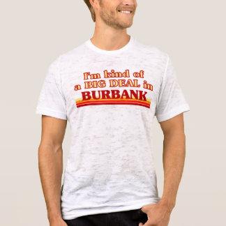 T-shirt Je suis un peu une AFFAIRE à Burbank