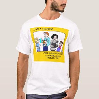 T-shirt Je suis un professeur