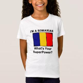 T-Shirt Je suis un Roumain, ce qui est la votre