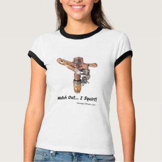 T-shirt Je suis un Squirter