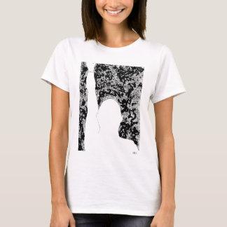 T-shirt Je suis une pièce en t de femmes de SURVIVANT