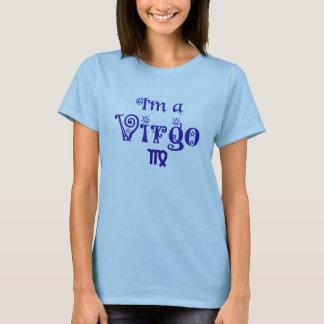 T-shirt Je suis une Vierge