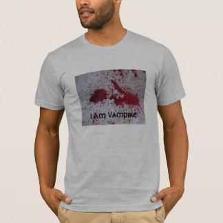 T-shirt , Je suis vampire