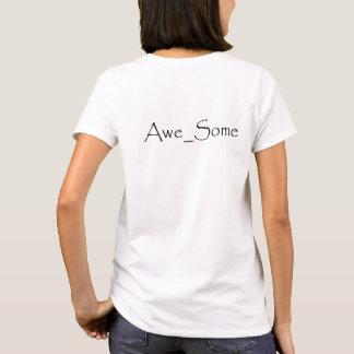 """T-shirt """"Je suis vêtu, et…"""" citation impressionnante"""