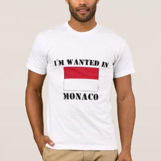 T-shirt Je suis voulu au Monaco