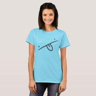 T-shirt Je te tire la langue