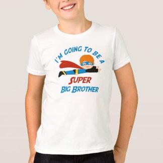 T-shirt Je vais être une chemise superbe de frère