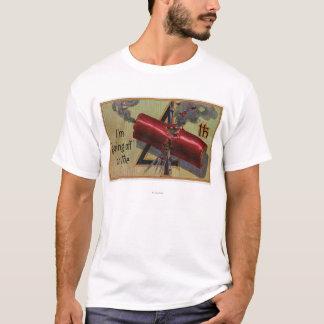T-shirt Je vais sur les quatrièmes # 2