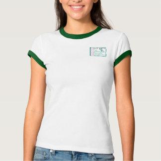 T-shirt Je vis avec PCOS