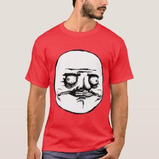 T-shirt Je visage Meme de rage de Gusta