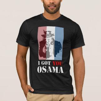 T-shirt Je vous ai obtenu Osama