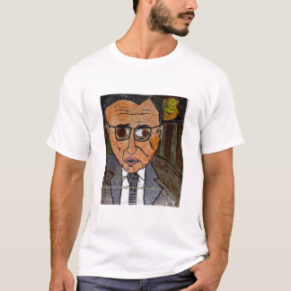 T-shirt Jean-Paul Sartre