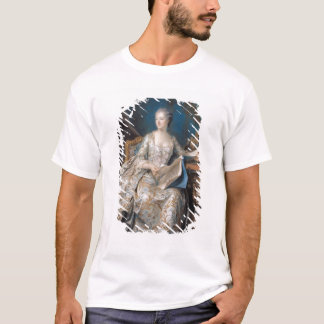 T-shirt Jeanne Poisson le marquis de Pompadour, 1755