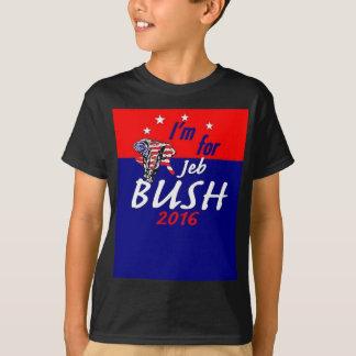 T-shirt Jeb Bush 2016