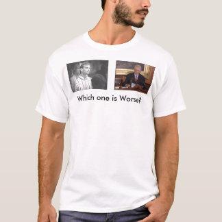 T-shirt jeff, MAYOR_JOE_RILEY, lesquels est plus mauvais ?