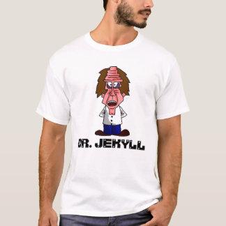 T-shirt Jekyll Hyde (avant) (arrière)