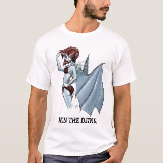 T-shirt Jen le Djinn