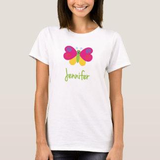 T-shirt Jennifer le papillon