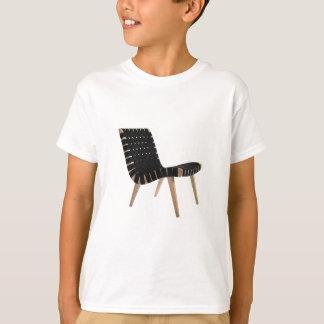 T-shirt JENS RISOM par la chaise moderne de courroie de la