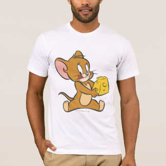 T-shirt Jerry aime son fromage