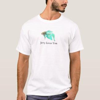 T-shirt Jerry vous aime