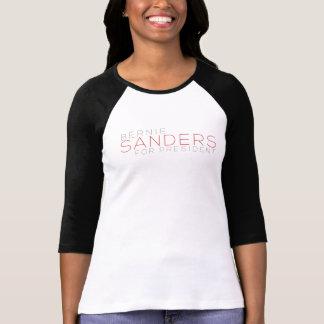 T-shirt Jersey de base-ball des femmes de ponceuses de
