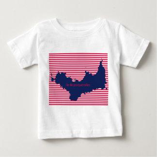 T-shirt jersey Fine pour bébé.