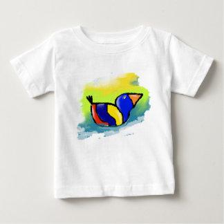 "T-shirt jersey Fine pour bébé ""Canard"""
