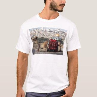 T-shirt Jérusalem, monde des colos, Ville Sainte