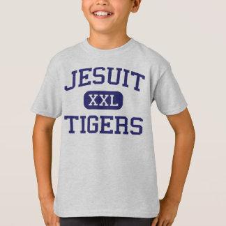 T-shirt Jésuite - tigres - lycée - Tampa la Floride