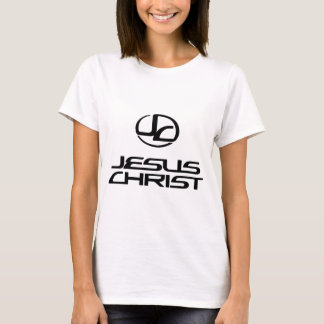 T-shirt Jésus-Christ (noir) : Style de Lexus