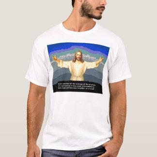 T-shirt Jésus commande (la TAILLE CHOISIE)