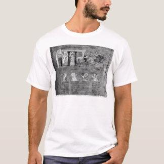 T-shirt Jésus conduisant les négociants par le temple