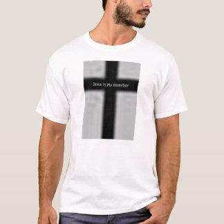 T-shirt Jésus est mon homeboy