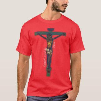 T-shirt Jésus est mort pour quelqu'un sins