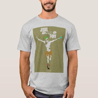 T-shirt Jésus était un punk