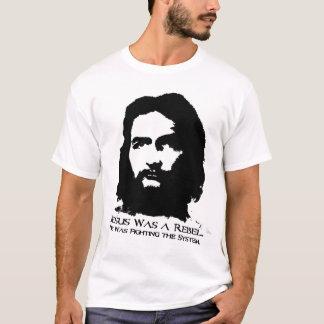 T-shirt Jésus était un rebelle