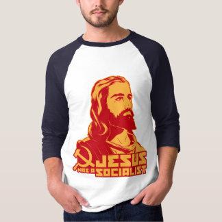 T-shirt Jésus était un socialiste