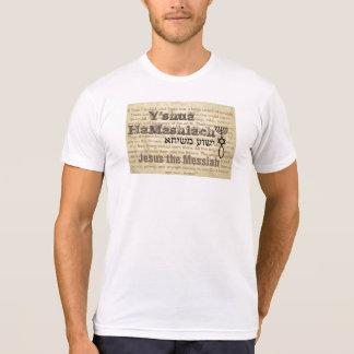 T-shirt Jésus le Messiah