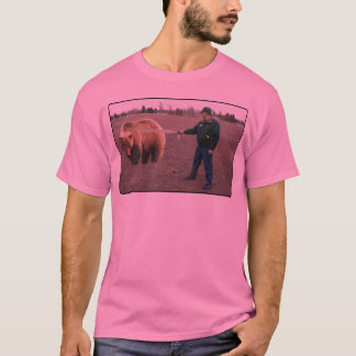 T-shirt Jet d'Anti-Ours