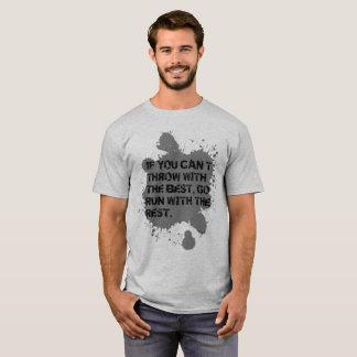 T-shirt Jetez avec des Meilleurs la chemise hommes