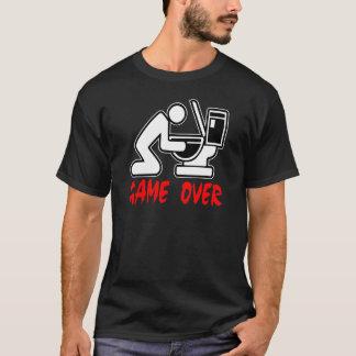 T-shirt Jeu au-dessus de vomir
