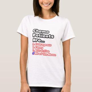 T-shirt Jeu-concours de patient de chimio