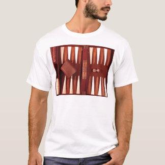 T-shirt Jeu de backgammon