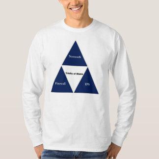 T-shirt Jeu de blâme de réseau