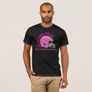 T-shirt Jeu de football pour la chemise de conscience de