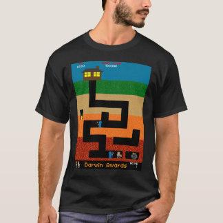 T-shirt Jeu de pièce en t de la mort