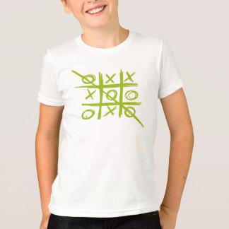 T-shirt Jeu de riens et de croix de Tris de Tic-TAC-Orteil